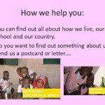 How the School in Gambia help children at Springfield